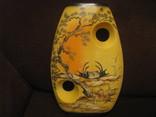 Декоративная ваза для икебаны - высота 30 см., фото №6