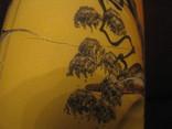 Декоративная ваза для икебаны - высота 30 см., фото №10