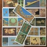 Открытки «Сокровища Скифских курганов», фото №3