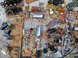 Радиодетали на переработку, фото №4