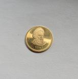 Иран азади 1374/1995  год золото 900`, фото №6