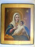 Икона Богородицы Козельщанская, фото №3