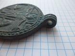 Медальйон Змеевик (3) Реплика, фото №4