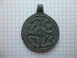 Медальйон Змеевик (3) Реплика, фото №5