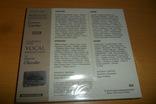 Диск CD сд 2 шт Елизавета Чавдар Вокальнi мiнiатюри на Украинском языке №1 запечатанный, фото №8