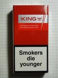 Сигареты KING RED 100s фото 2