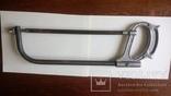 Пилка Ножовка по металлу советская с алюминиевой рамкой, фото №12