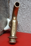 Кран латунный водяной, 3 шт, СССР, фото №7