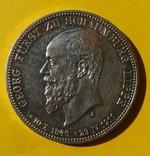 3 марки, Шамбург-Липпе. 1911 год., фото №3