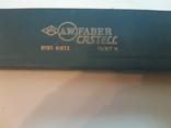 A.W.  FABER CASTECC  --Логарифмическая линейка, фото №6