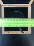 Футляр Дерево для монеты Украины весом в две унции серебра, фото №7