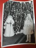 Елка Дед мороз девочка, фото №2