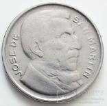 20 сентаво 1951 г. Аргентина, фото №2