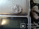 Драхма С.Север (3,2 гр), фото №2