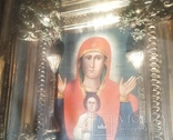 Икона Божьей матери Знамение, фото №3
