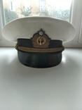 Фуражка ВМФ белая 1, фото №2
