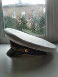 Фуражка ВМФ белая 1, фото №3
