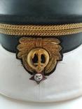 Фуражка ВМФ белая 1, фото №10