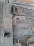 Набір старих столярних інструментів., фото №5