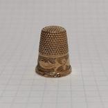 Золотой наперток (9к), фото №3