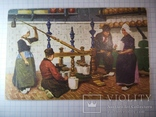 Открытка Голландия 1913, фото №2