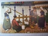 Открытка Голландия 1913, фото №6