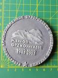 Медаль 40 лет суворовским военным училищам, фото №4