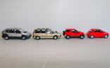 Модели Cararama/Howgwel (Renault, Fiat, Peugeot, Toyota), фото №2