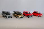 Модели Cararama/Howgwel (Renault, Fiat, Peugeot, Toyota), фото №3