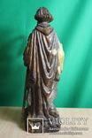 Моисей 40см. (ручная резьба по дереву), фото №6