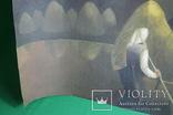 """""""Бабье лето в провинции"""" Худ. В. Купцов 1978г., фото №7"""