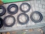 Сальники разные на Газ-21, 9 шт., диаметры прописаны в описании., фото №4