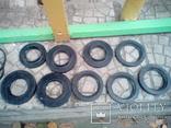 Сальники разные на Газ-21, 9 шт., диаметры прописаны в описании., фото №5