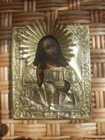 Икона Хлебный Спас 1861год   (84), фото №2