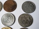 12 старых  довоенных монет Европы, фото №6