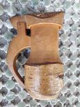 Дерев'яний кухоль, фото №2