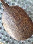 Дерев'яний кухоль, фото №6