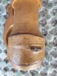 Дерев'яний кухоль, фото №8