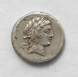 Roman Republican L. Marcius Censorinus 82 B.C., фото №2