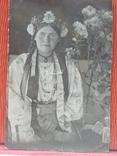 Девушка в украинском наряде, фото №2