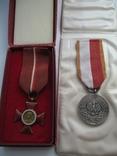 Польські нагороди., фото №3