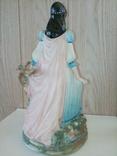 Белоснежка , Фарфоровая статуэтка Alba-Iulia Porzellan Румыния, РЕДКАЯ, фото №10