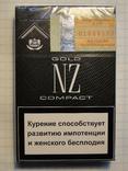 Сигареты NZ GOLD COMPACT фото 2