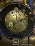Каминные часы Земной шар, фото №10
