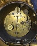 Каминные часы Земной шар, фото №12