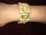 Красивый браслет из кости мамонта, фото №4