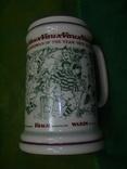 Пивной бокал Англия клеймо, фото №11