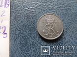 1  эре  1966  Дания  цинк   ($2.1.23)~, фото №4