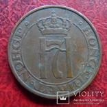 2  эре  1936  Норвегия    ($7.1.42)~, фото №3