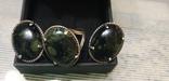 Набор Серьги и кольцо серебряные 925 пробы, фото №8